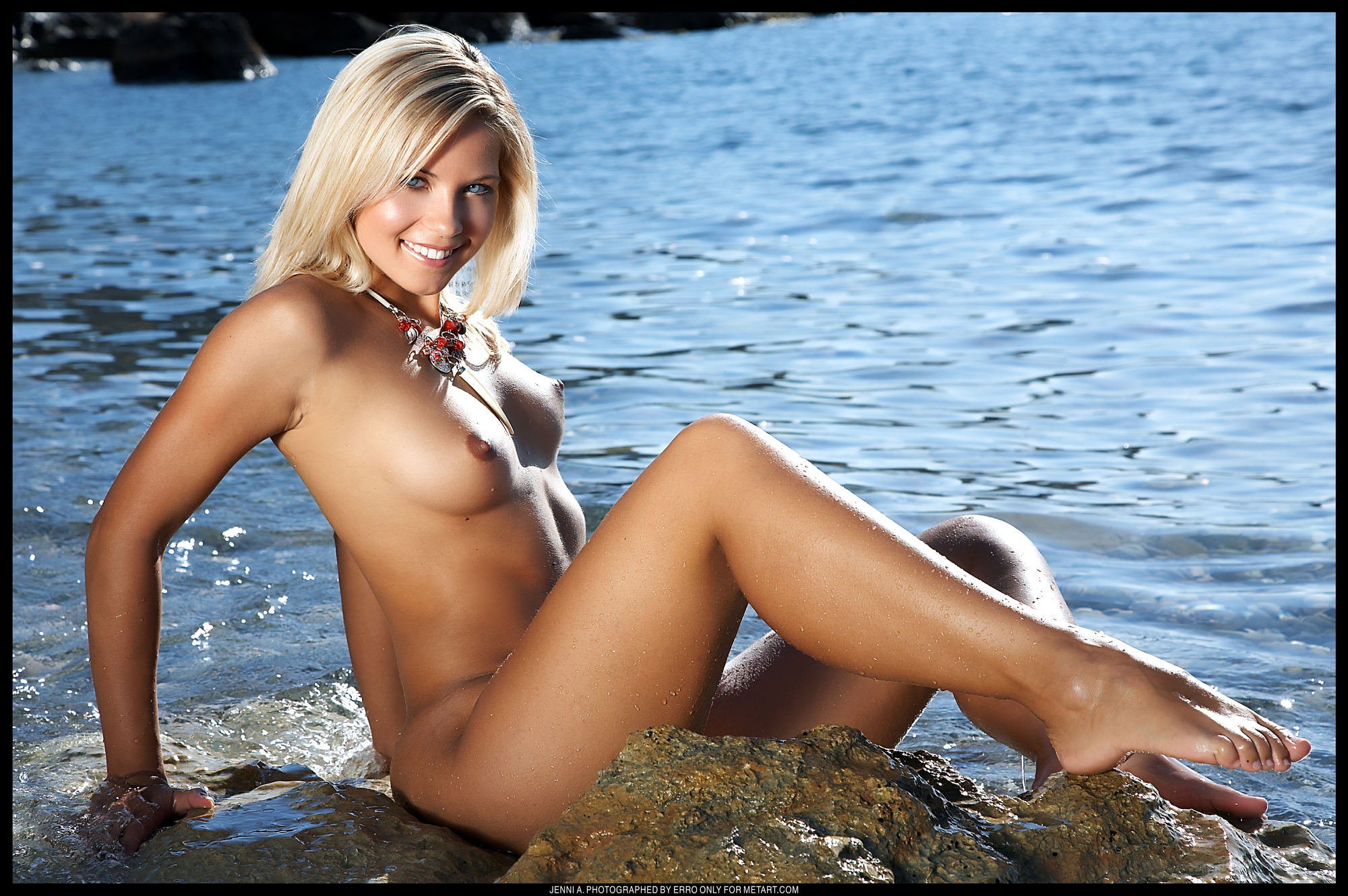 from Cyrus greek beaches sunbathing nude