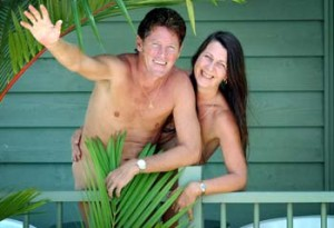 Swingers Orgy Nude Resort