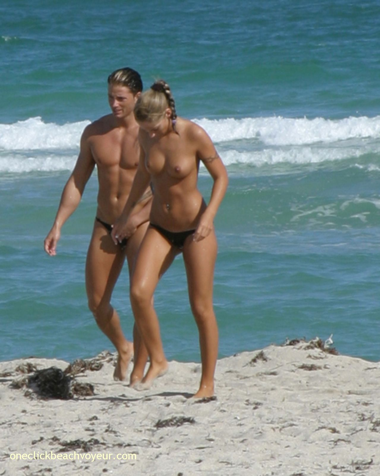 nudist beach woman sexy
