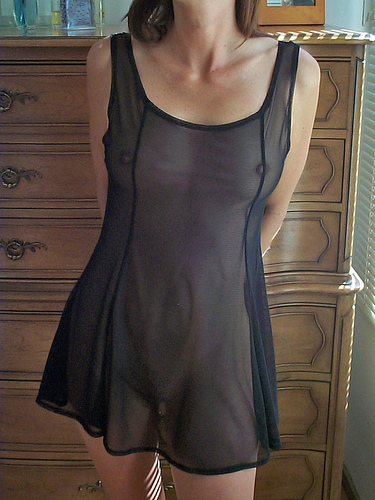 4414223731 1bdf3e46bb wife in sexy sheer dress