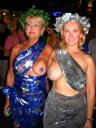 3372479057 b6c99e387d Mother and Daughter Topless
