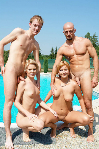 3750266597 2661fdccce1 Naked Women Erect Men Group Photo