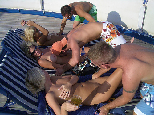 Swinger sex cruise