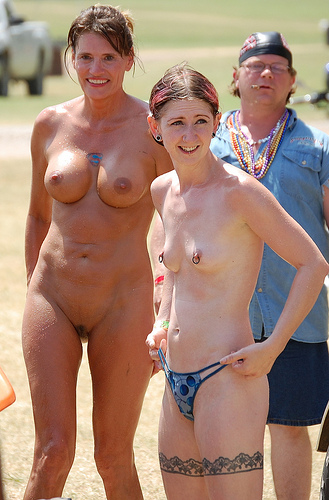 From Nude Mother Daughter