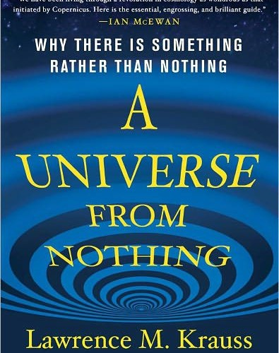 Lawrence Krauss & Richard Dawkins & ChA Universe From Nothing_ Why T_ing (v4.0)