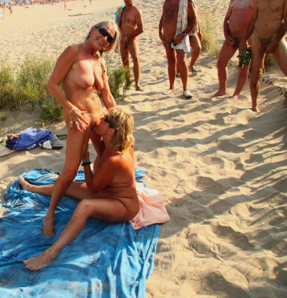 beach sex nude penis