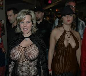 big nboobs mesh top
