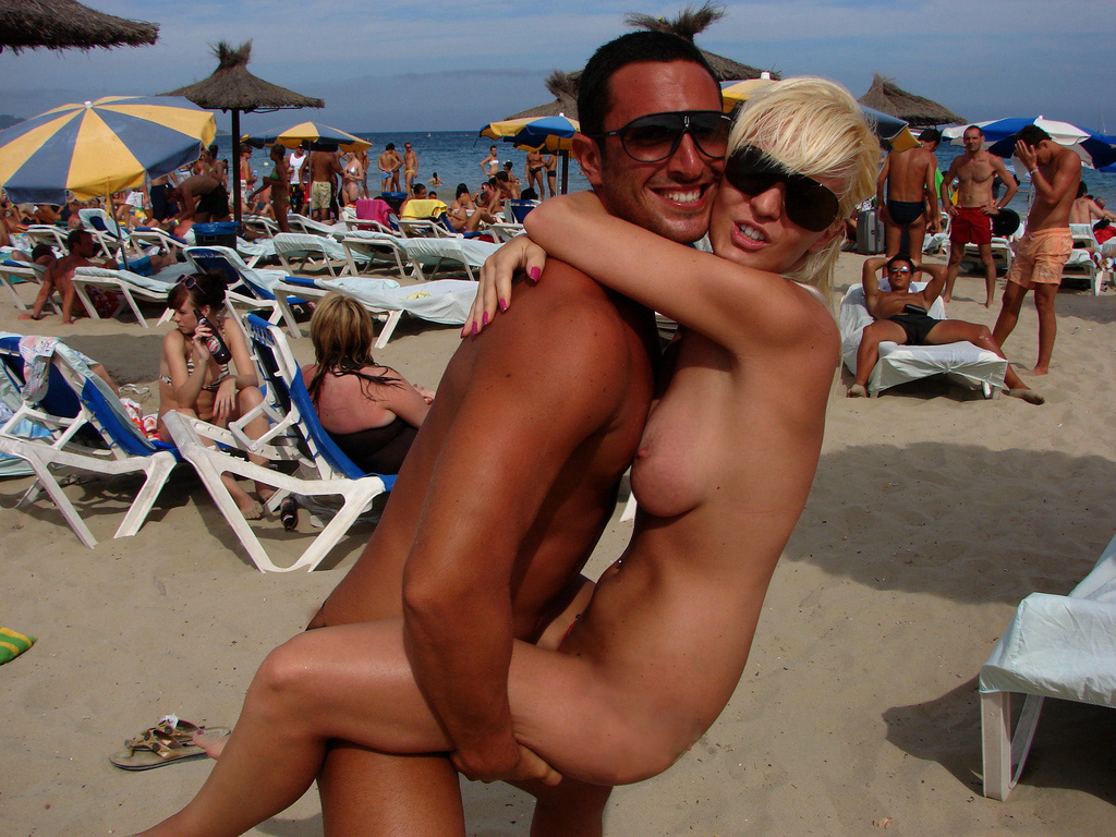 ibiza nude embrace Ibiza Beach Sex