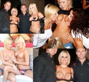 topless fetish party