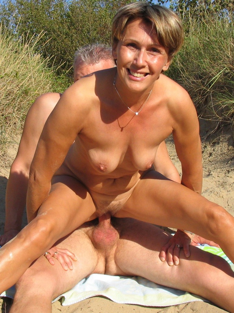 from Sergio beach sex nude penis