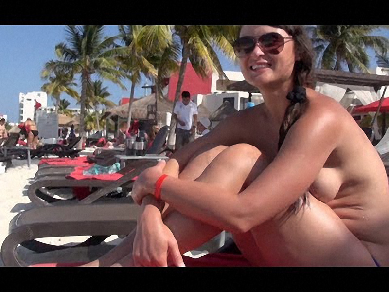 Cancun nude swinger beaches