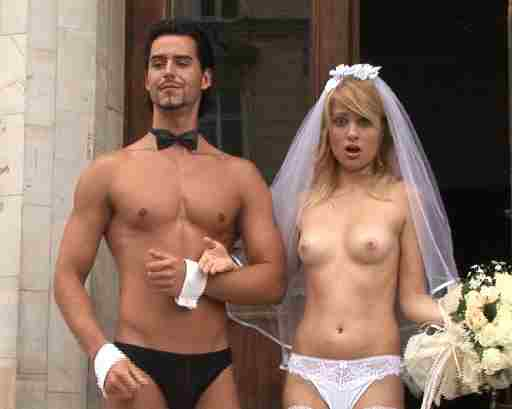 Nude Swingers Wedding